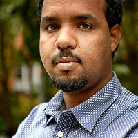 Abdullahi Hussein awarded with the freedom of speech and freedom of press prize